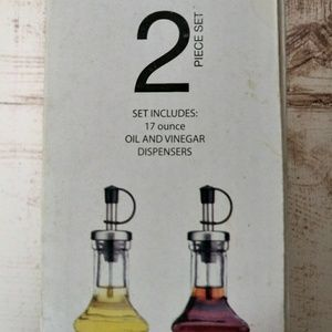 Essential Storage 2 dispensers